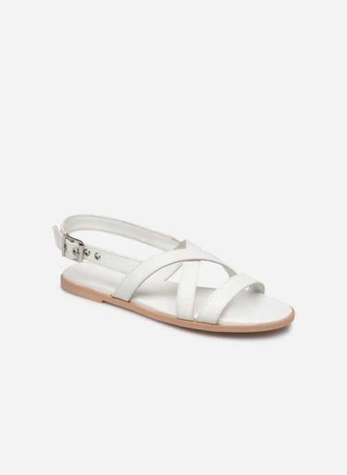 Sandaler Esprit ARISA SANDAL Hvid detaljeret billede af skoene