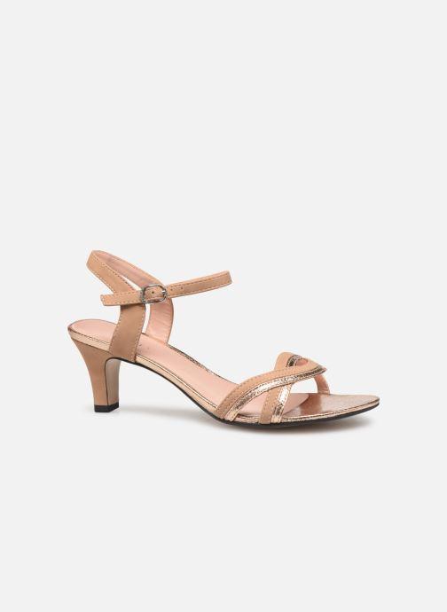 Sandales et nu-pieds Esprit DELFY WAVE Rose vue derrière