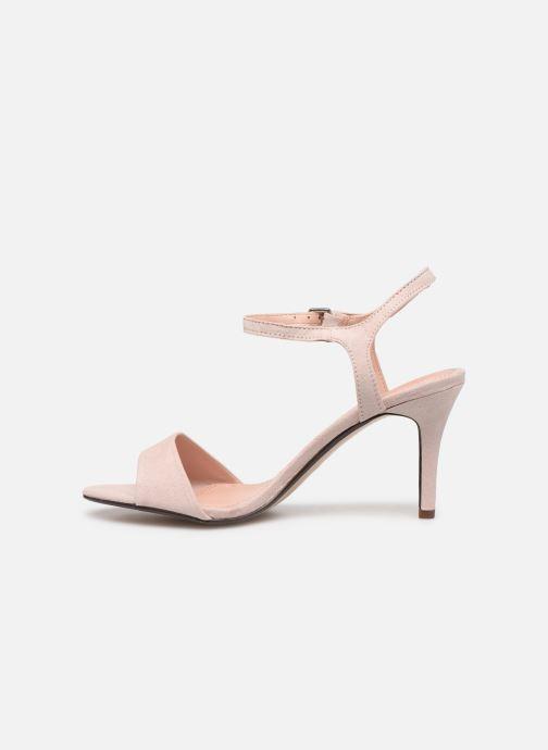 Sandalen Esprit VALERIE NUB Beige voorkant