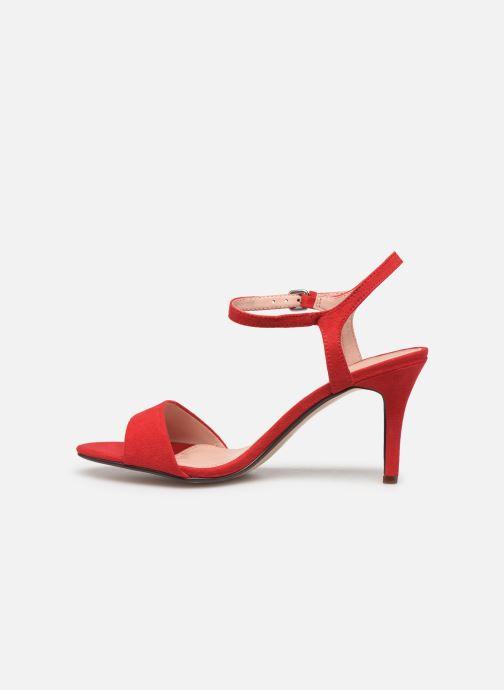 Sandales et nu-pieds Esprit VALERIE NUB Rouge vue face