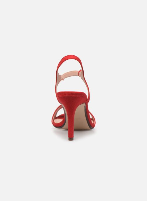 Sandales et nu-pieds Esprit VALERIE NUB Rouge vue droite