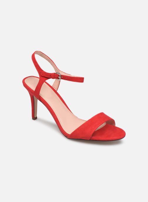 Sandales et nu-pieds Esprit VALERIE NUB Rouge vue détail/paire