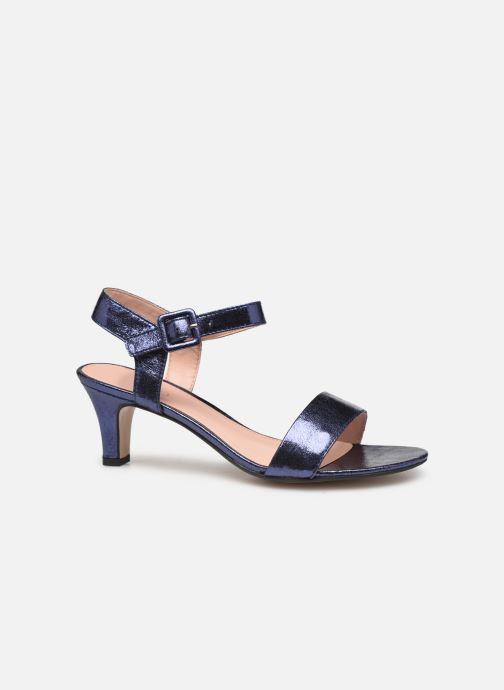 Sandales et nu-pieds Esprit DELFY MET SANDAL Bleu vue derrière