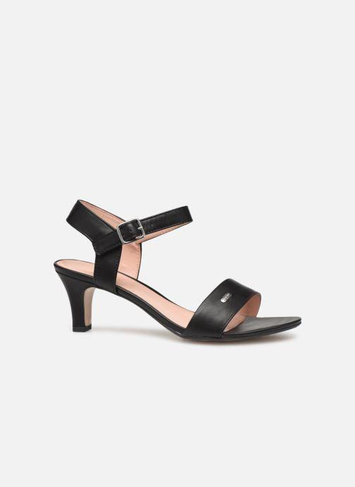 Sandales et nu-pieds Esprit DELFY SANDAL Noir vue derrière