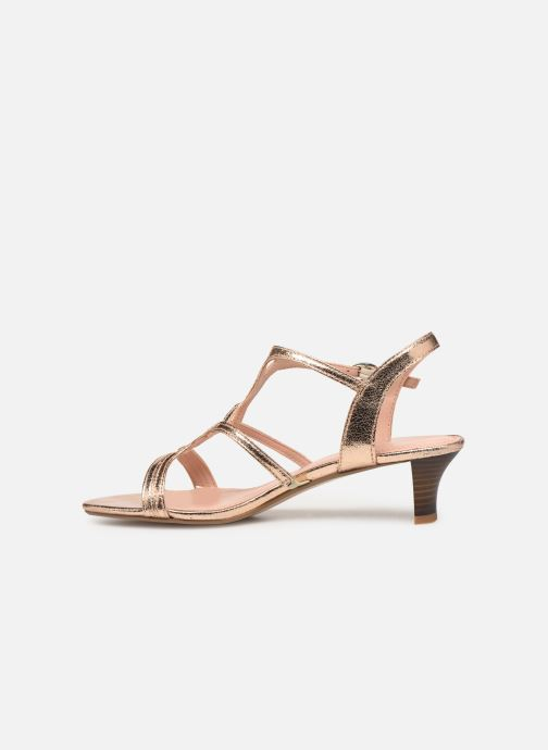 Sandali e scarpe aperte Esprit BIRKIN X Rosa immagine frontale