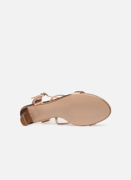 Sandali e scarpe aperte Esprit BIRKIN X Rosa immagine dall'alto