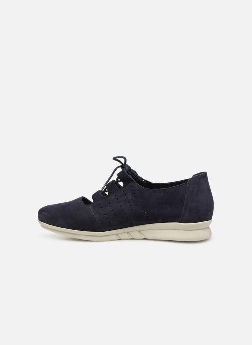 Chaussures à lacets Hirica Patty Bleu vue face