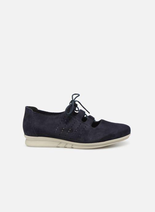 Chaussures à lacets Hirica Patty Bleu vue derrière