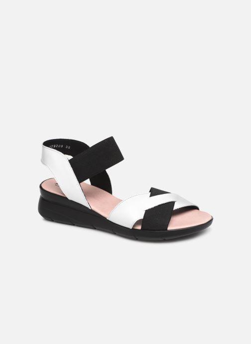 Hirica Hanaé (weiß) - Sandalen bei Más cómodo