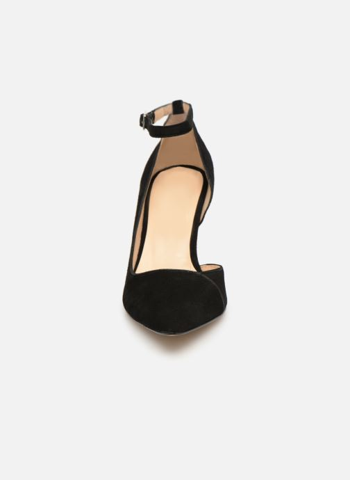 Escarpins Georgia Rose Ermeline Noir vue portées chaussures
