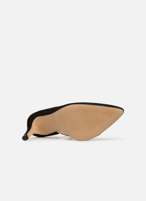 Zapatos de tacón Georgia Rose Ermeline Negro vista de arriba