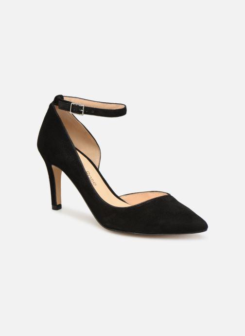 Zapatos de tacón Georgia Rose Ermeline Negro vista de detalle / par