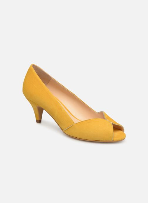 Pumps Georgia Rose Evika gelb detaillierte ansicht/modell