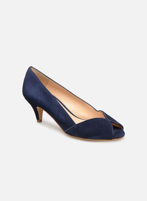 Zapatos de tacón Georgia Rose Evika Azul vista de detalle / par