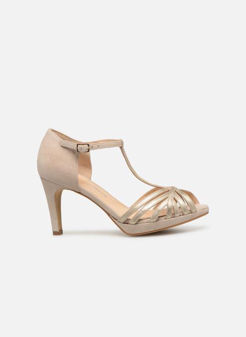 High heels Georgia Rose Ethelle Beige back view