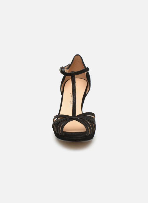 Escarpins Georgia Rose Ethelle Noir vue portées chaussures
