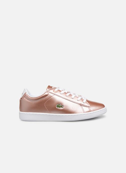 Sneakers Lacoste Carnaby Evo 119 6 Kids Argento immagine posteriore