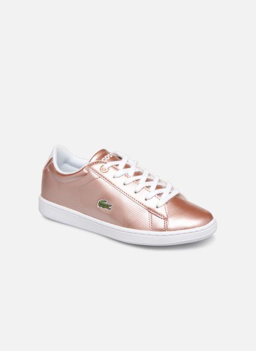 Sneakers Lacoste Carnaby Evo 119 6 Kids Argento vedi dettaglio/paio