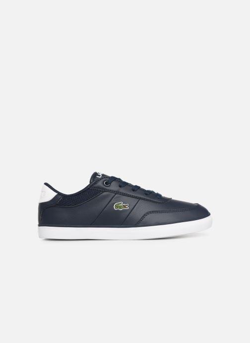 Sneaker Lacoste Court-Master 119 4 blau ansicht von hinten