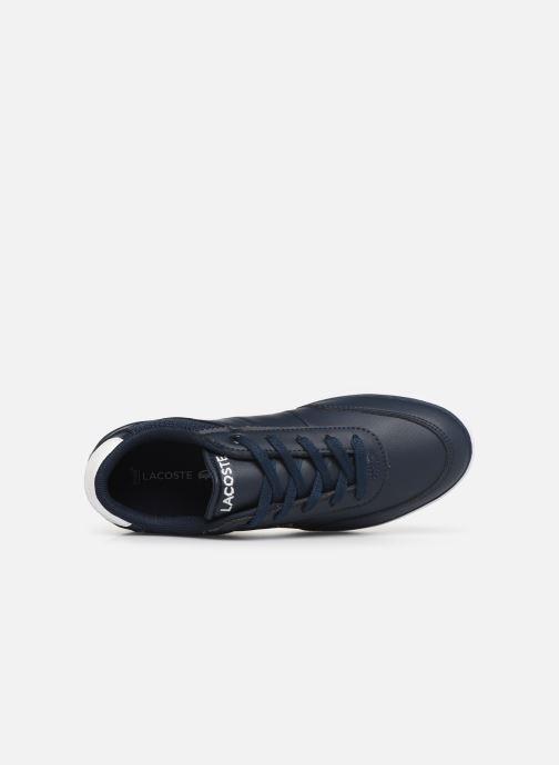Sneaker Lacoste Court-Master 119 4 blau ansicht von links