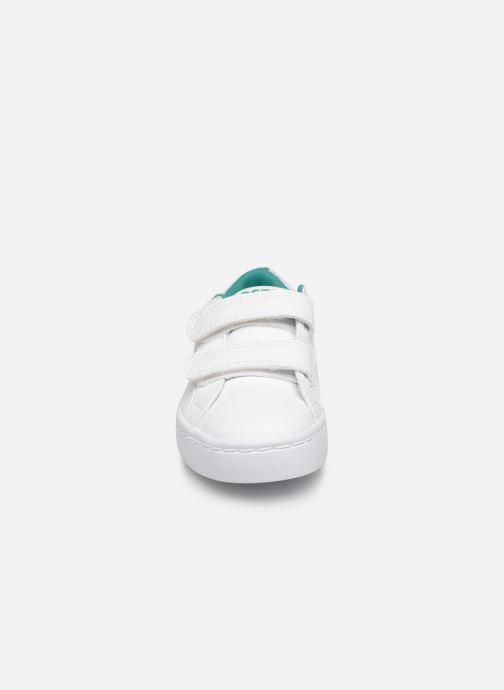 Sneakers Lacoste STRAIGHTSET 119 1 Wit model