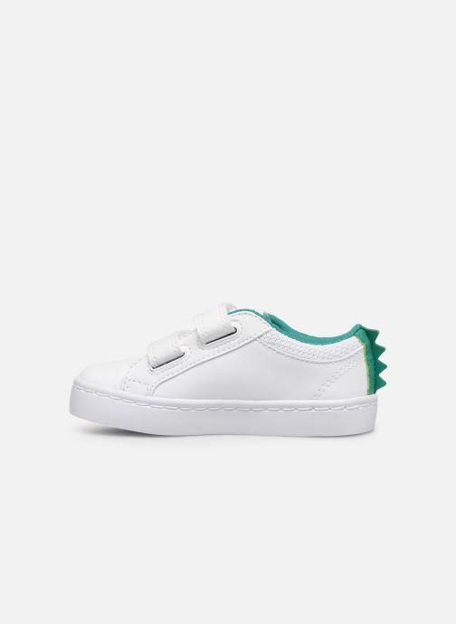 Sneakers Lacoste STRAIGHTSET 119 1 Wit voorkant