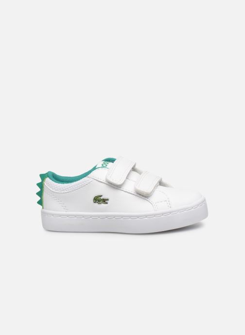 Sneakers Lacoste STRAIGHTSET 119 1 Wit achterkant