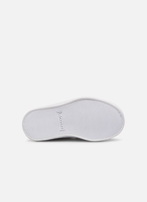 Sneakers Lacoste STRAIGHTSET 119 1 Wit boven