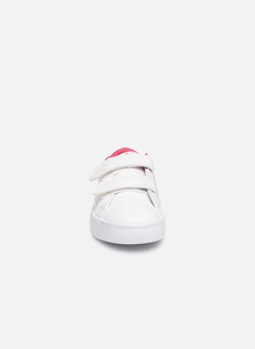 Sneakers Lacoste STRAIGHTSET 119 1 Vit bild av skorna på