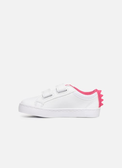 Sneakers Lacoste STRAIGHTSET 119 1 Vit bild från framsidan
