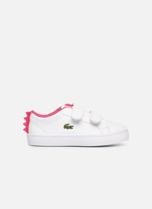 Sneakers Lacoste STRAIGHTSET 119 1 Vit bild från baksidan
