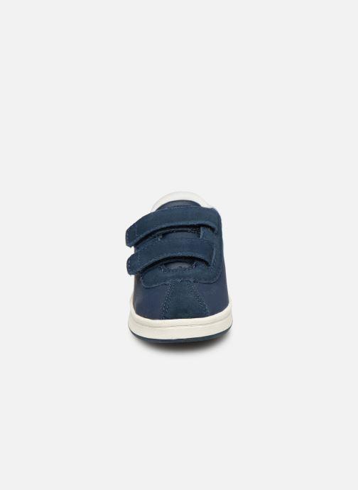 Sneaker Lacoste Masters 119 1 Inf blau schuhe getragen