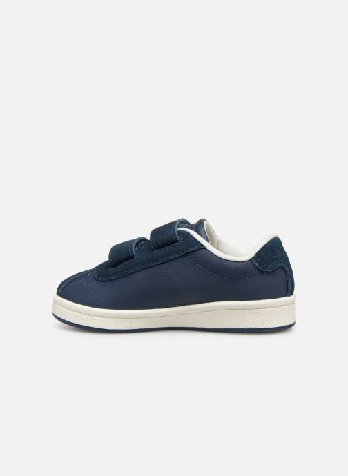 Baskets Lacoste Masters 119 1 Inf Bleu vue face