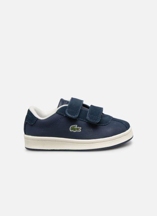 Sneaker Lacoste Masters 119 1 Inf blau ansicht von hinten