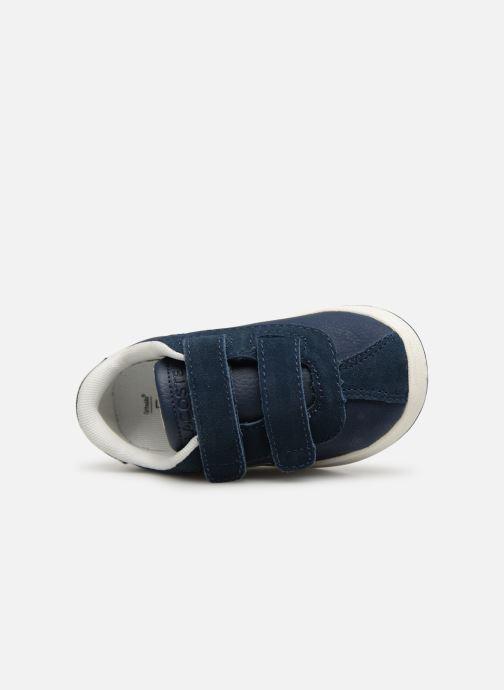 Sneaker Lacoste Masters 119 1 Inf blau ansicht von links