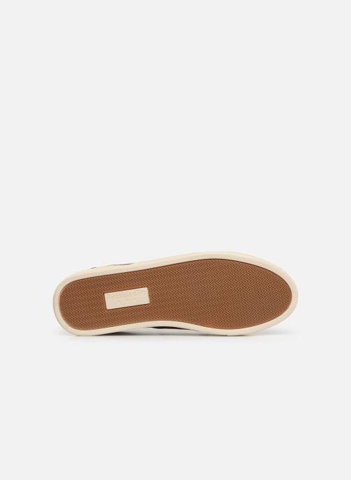 Sneakers Pantofola d'Oro Enzo Uomo Low Bruin boven