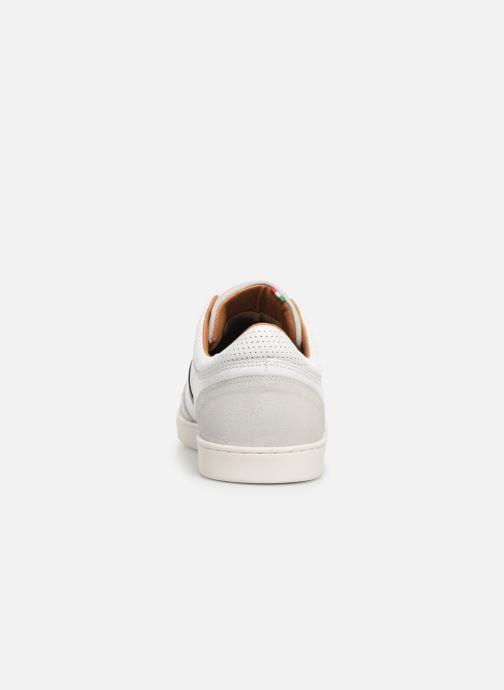 Sneakers Pantofola d'Oro Enzo Uomo Low Wit rechts