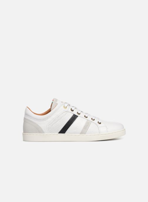 Sneakers Pantofola d'Oro Enzo Uomo Low Wit achterkant