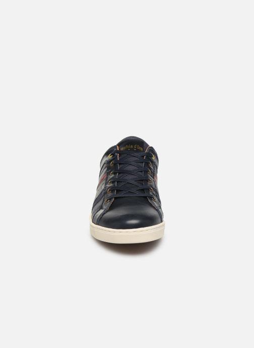 Sneakers Pantofola d'Oro Enzo Uomo Low Blauw model