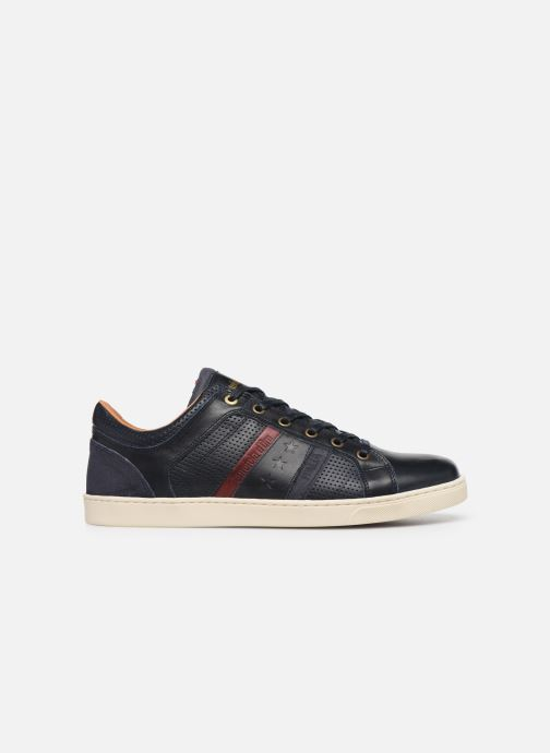 Sneakers Pantofola d'Oro Enzo Uomo Low Blauw achterkant
