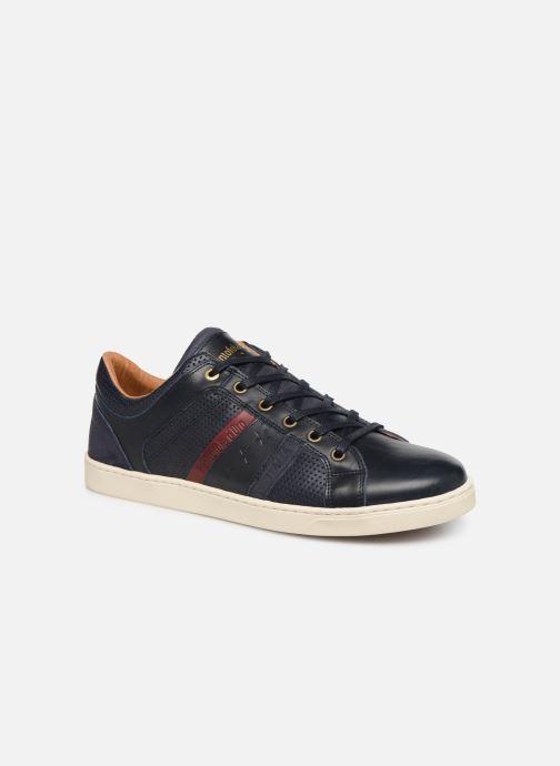 Sneakers Pantofola d'Oro Enzo Uomo Low Blauw detail