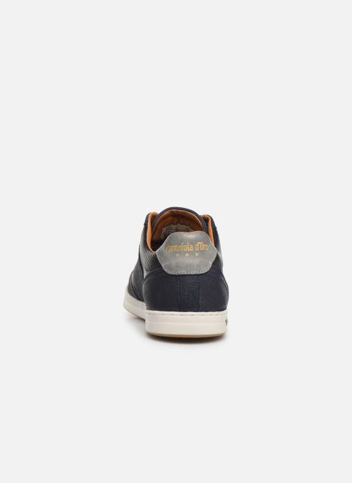 Sneakers Pantofola d'Oro Milito Uomo Low Blauw rechts