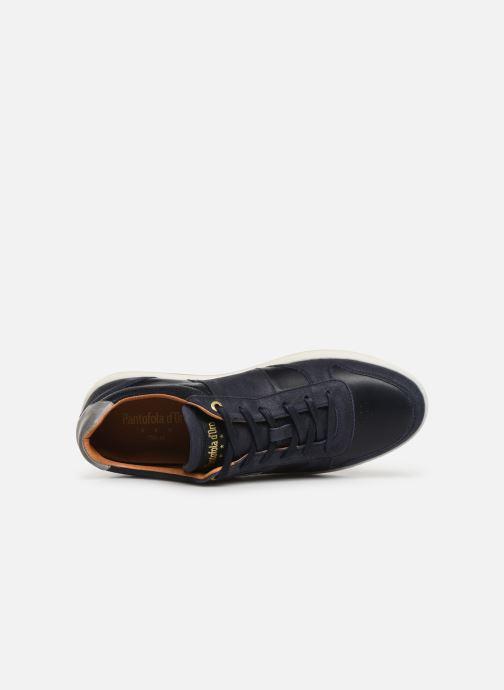 Baskets Pantofola d'Oro Milito Uomo Low Bleu vue gauche