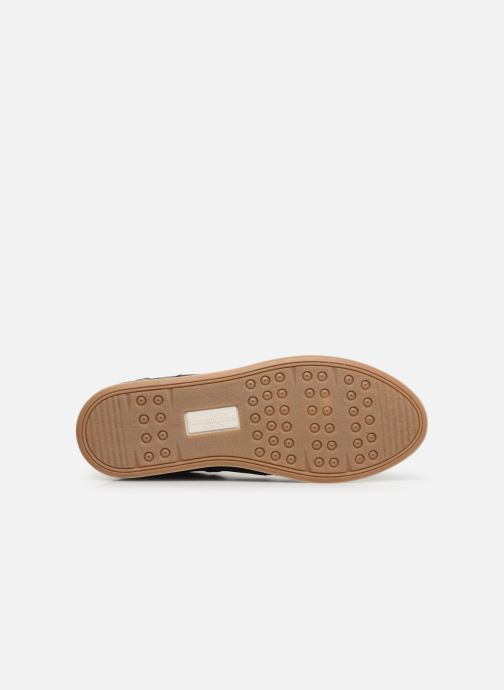 Baskets Pantofola d'Oro Milito Uomo Low Bleu vue haut