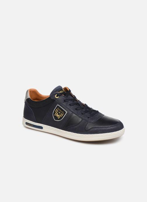 Baskets Pantofola d'Oro Milito Uomo Low Bleu vue détail/paire