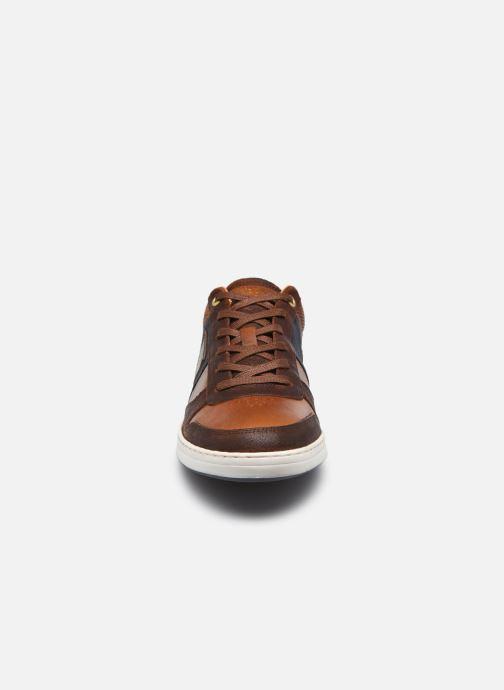 Baskets Pantofola d'Oro Milito Uomo Low Marron vue portées chaussures