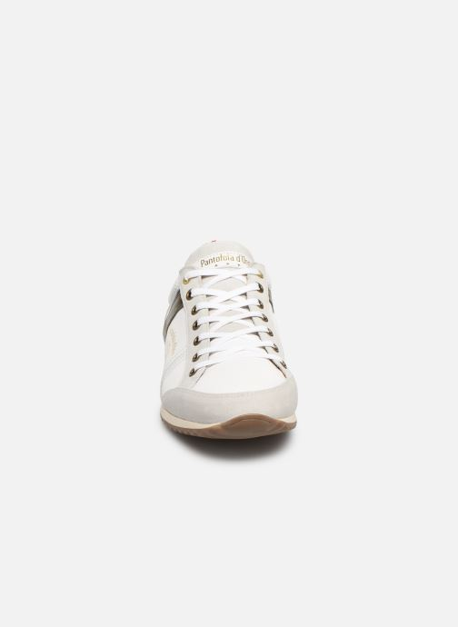 Deportivas Pantofola d'Oro Matera Uomo Low Blanco vista del modelo
