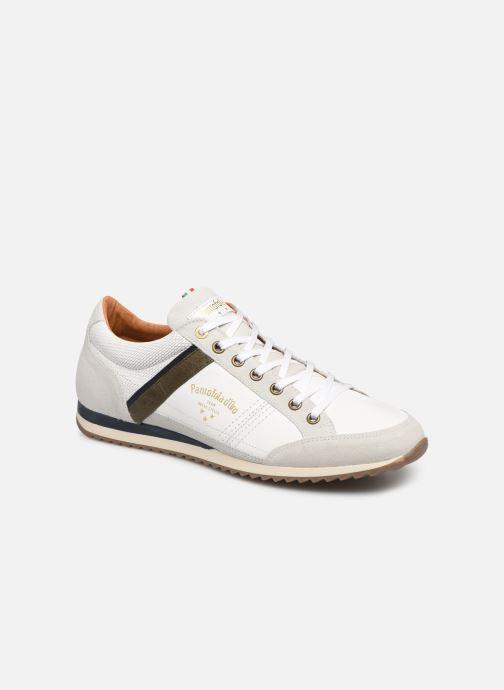 Baskets Pantofola d'Oro Matera Uomo Low Blanc vue détail/paire