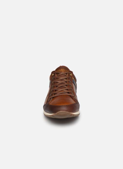 Baskets Pantofola d'Oro Matera Uomo Low Marron vue portées chaussures