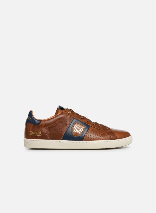 Trainers Pantofola d'Oro Sorrento Uomo Low Brown back view
